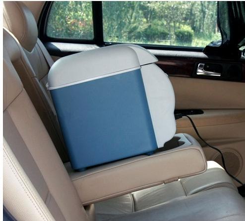 Ηλεκτρικό Φορητό Ψυγειάκι 6 Λίτρων 12 volt για το Αυτοκίνητο OEM