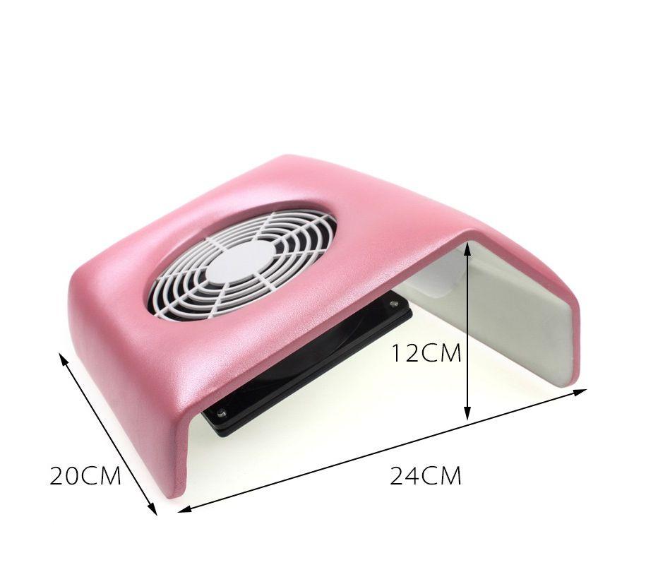 Ηλεκτρικός στεγνωτήρας νυχιών & απορροφητήρας πάγκου ονυχοπλαστικής ΟΕΜ 35098