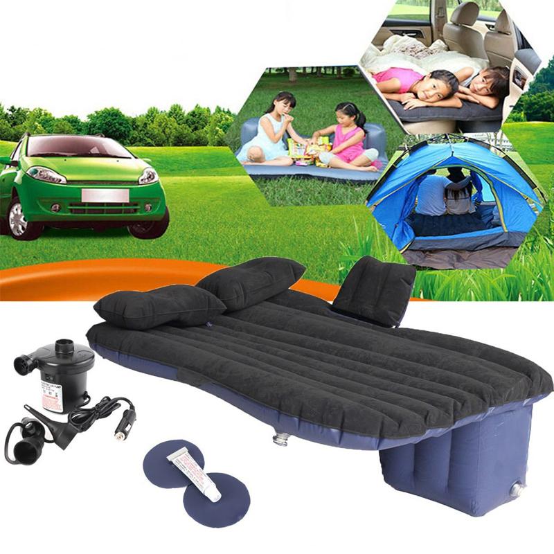 Στρώμα ύπνου αυτοκινήτου 138x85x45cm με τρόμπα και σάκο μεταφοράς  Car Travel Bed
