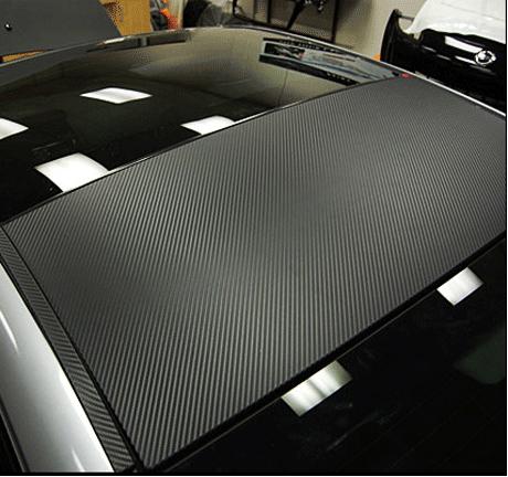 Ταινία προστατευτική 25 x 50 cm 3D Carbon Fiber Film W-FA