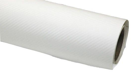 Ταινία προστατευτική Λευκή 152 x 200 cm 3D Carbon Fiber Film W-FA