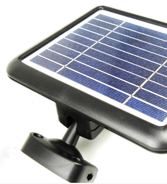 Αδιάβροχος εξωτερικός ηλιακός LED προβολέας με ανιχνευτή κίνησης -Smartek- C03G0090107
