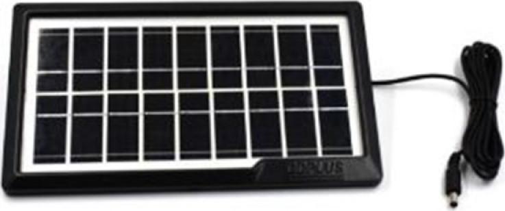 Ηλιακό SET φωτισμού & ενέργειας για εξοχικά GDPLUS GD-11