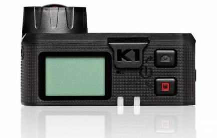 Κάμερα Δράσης - action camera MUVI K-Series K-1 Wi-Fi -Veho- C04G0540047