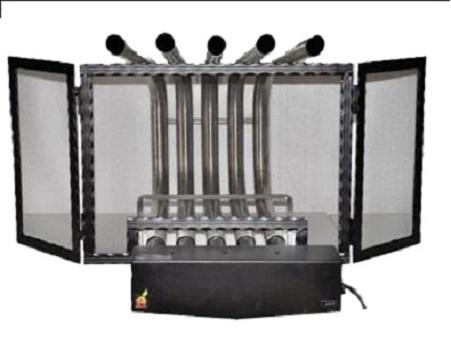 Προστατευτική σίτα για το αερόθερμο τζακιού Ecohot