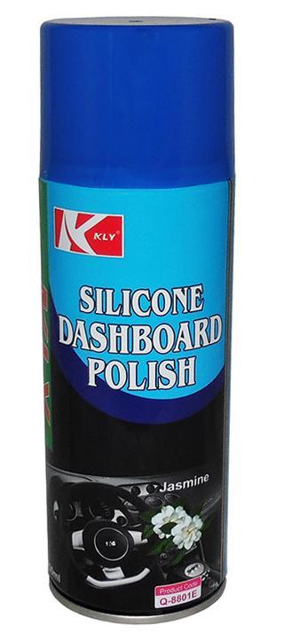 Γυαλιστικό Σπρέι Spray Σιλικόνης 220ml για το Αυτοκίνητο Kly