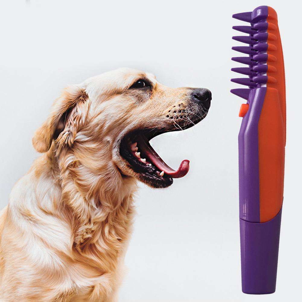 cdf5085ef269  Ηλεκτρική χτένα για τον σκύλο και την γάτα ΟΕΜ Knot Out