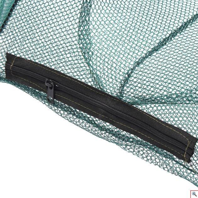 Παγίδα για ψάρια – κιούρτος πτυσσόμενος με 6 τρύπες 90 x 90 x 35 cm