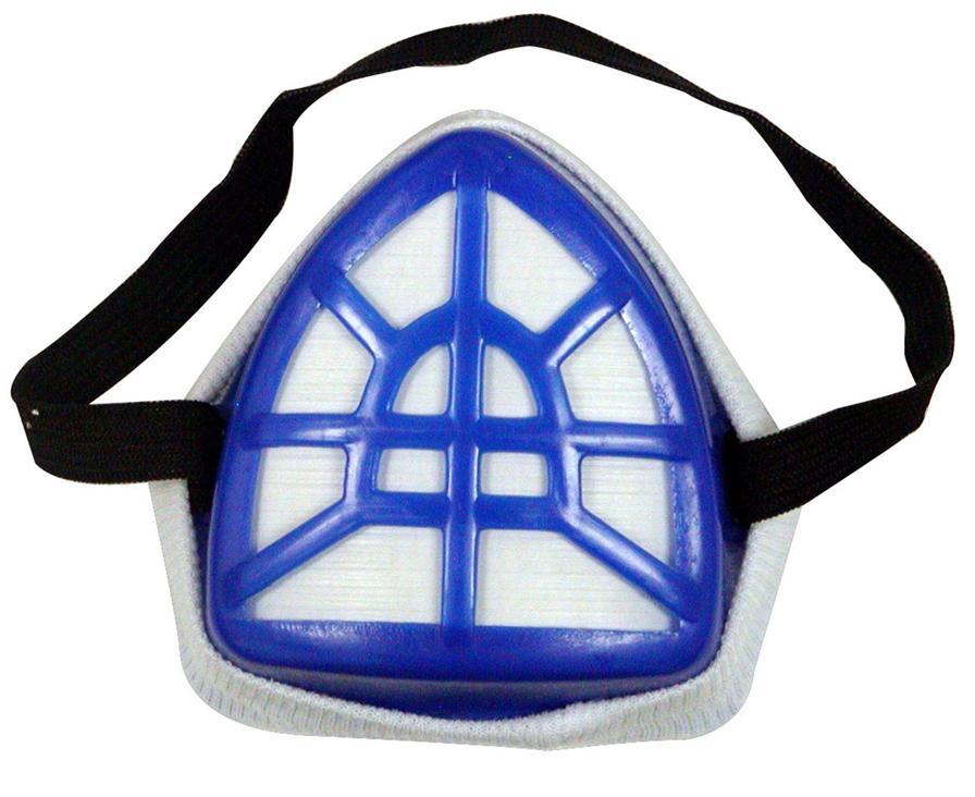 cd4549bd20 Πλαστική μάσκα εργασίας με φίλτρο πολυεστέρα Masters idss18