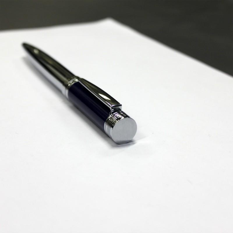 Πολυτελές μεταλλικό στυλό Ballpoint pen CERRUTI 1881 Zoom Azur NS5564