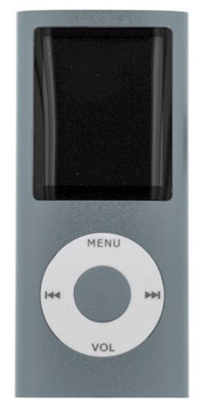 MP4 Player συσκευή αναπαραγωγής ήχου, μουσικής, εικόνας & video ασημί TFT 1.8 OEM MP4-418
