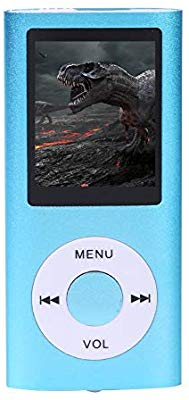MP4 Player συσκευή αναπαραγωγής ήχου, μουσικής, εικόνας & video μπλε TFT 1.8 OEM MP4-418