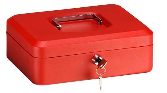 Φορητό Κουτί Ταμείου 30x24x9cm Μεταλλικό Με Κλειδαριά OEM 104140