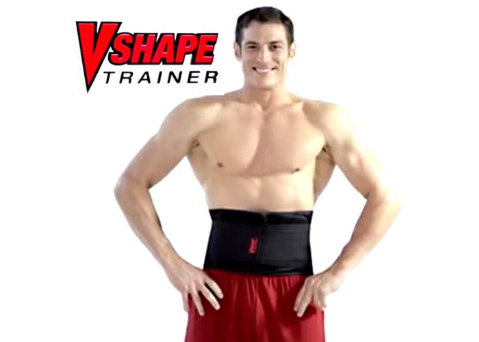Ζώνη Εφίδρωσης Και Αδυνατίσματος V Shape Trainer