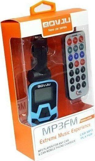 Αναμεταδότης FM – USB/SD/TF MP3 Player Αυτοκινήτου Car FM Trasnmitter