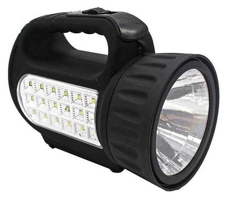 Επαναφορτιζόμενος Αδιάβροχος Φακός SMD LED 3W OEM SS-5805-2