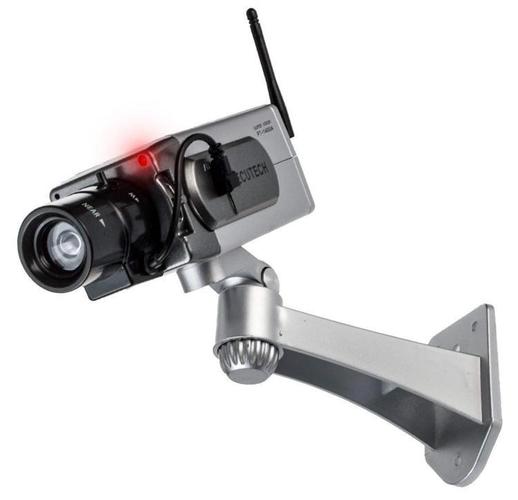 Ψεύτικη Kάμερα Marscctv Dummy Bullet Camera DC-1400