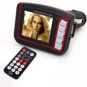 """Αναμεταδότης ήχου FM Αυτοκινήτου Car mp3-mp4 music & video player με fm transmitter και 1,8"""" lcd  CM-02"""