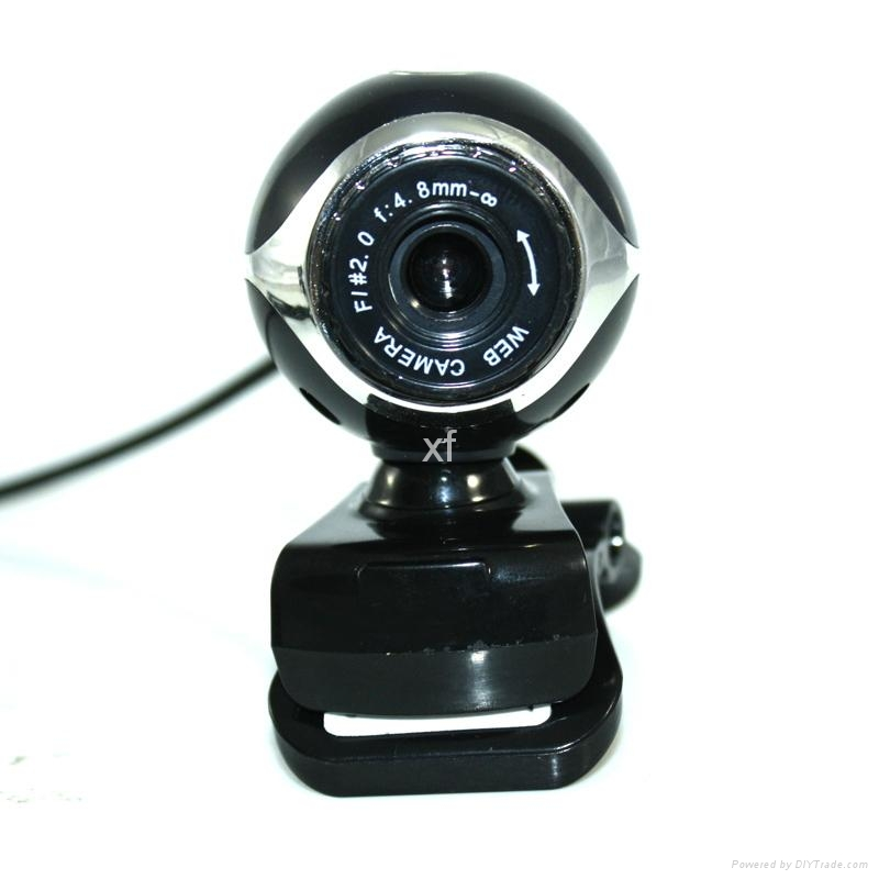 Webcam USB Digital Camera pc με μικρόφωνο 20 Mega Pixels VideoCam Logitaxd C170