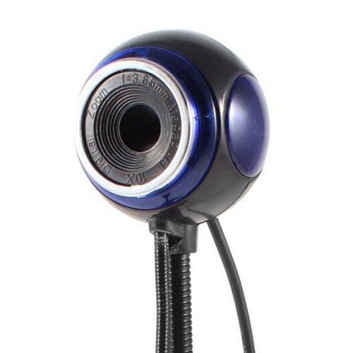 Webcam USB Digital Camera pc με μικρόφωνο 20 Mega Pixels VideoCam