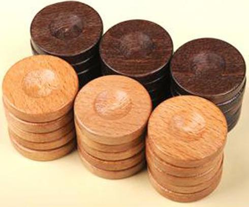 Πούλια από ξύλο οξυάς μεγάλα
