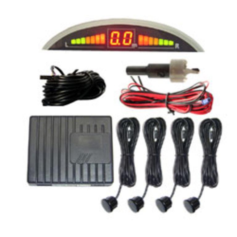Αισθητήρας Παρκαρίσματος με ψηφιακή οθόνη LED PKS-038