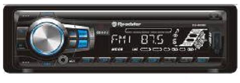 Ραδιόφωνο αυτοκινήτου MP3/USB/SD ROADSTAR RU-400RD