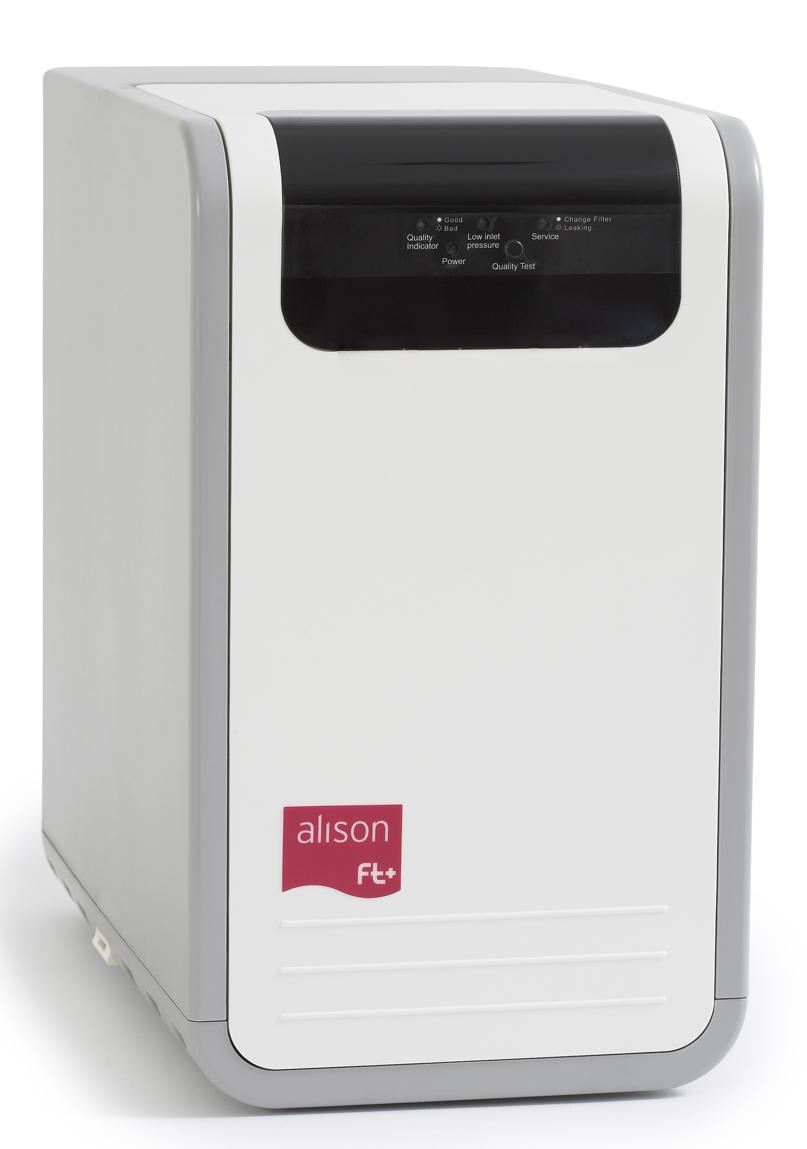 Οικιακό Σύστημα Φίλτρανσης νερού 5 σταδίων ALISON