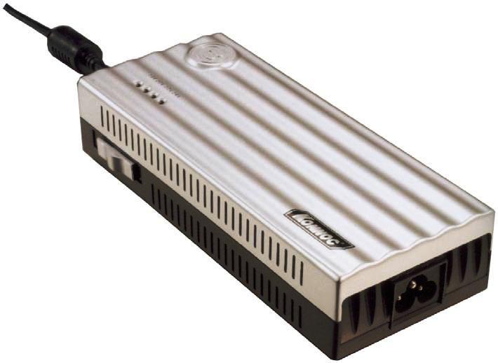 Τροφοδοτικό - φορτιστής για laptop KCR-AD120 6 PLUG KONNOC