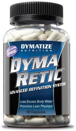 Συμπλήρωμα Διατροφής Dymatize Dyma-Retic 90ct