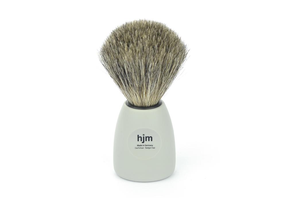 Πινέλο ξυρίσματος με φυσική τρίχα shaving brush Mühle Pinsel 81P12G