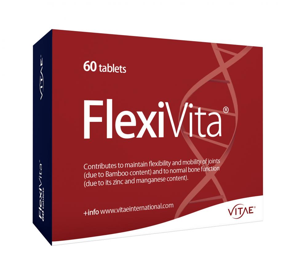 Συμπλήρωμα διατροφής για την υγεία των αρθρώσεων 60 δισκία Flexivita