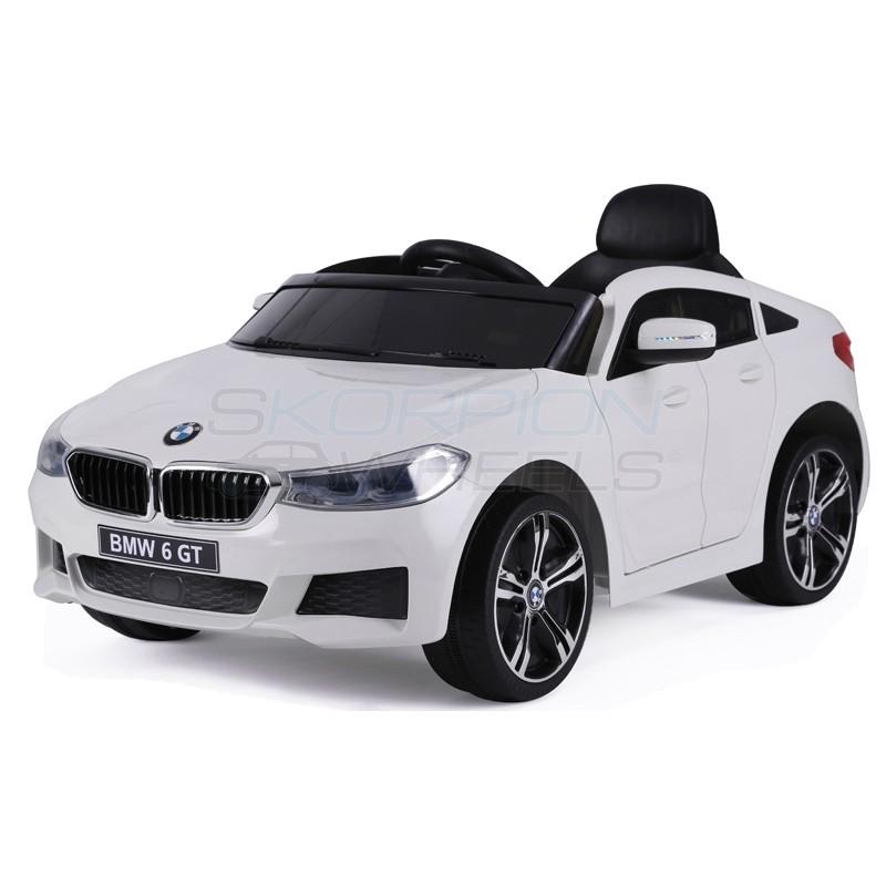 Παιδικό ηλεκτρικό αυτοκίνητο Λευκό SKORPION BMW GT ORIGINAL 12V 5246064W