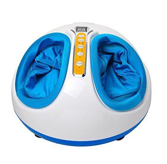 Σιάτσου μασάζ ποδιών Shiatsu foot massager Albio LS-8586
