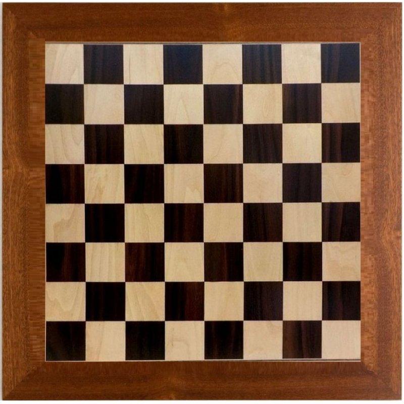 Σκακιέρα Έβενος 48x48cm SuperGifts 445710