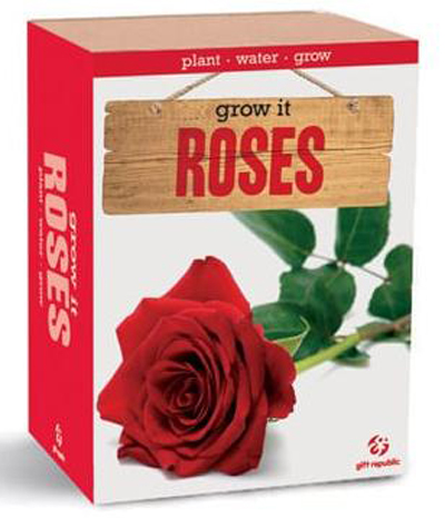 Πακέτο Καλλιέργειας Τριαντάφυλλων
