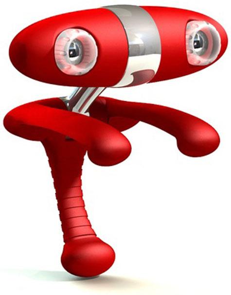 3D κάμερα 3D Webcam Minoru