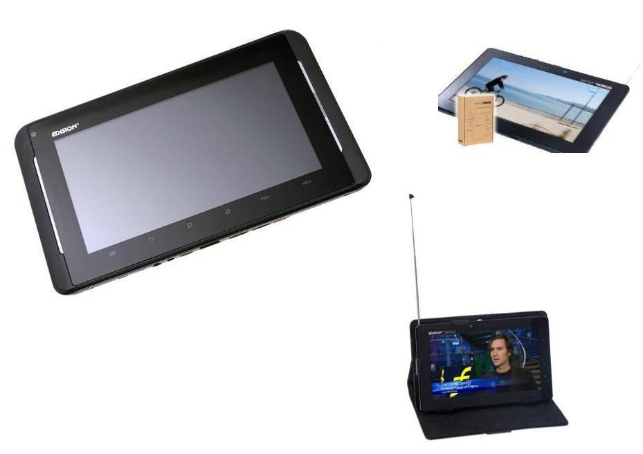TABLET - GPS & τηλεόραση Edition Editab 2