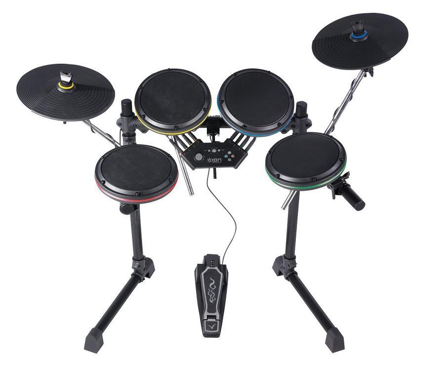 Ντραμς Drum Rocker XBOX 360 ION AUDIO