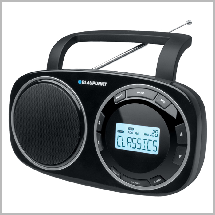 Επιτραπέζιο ψηφιακό ραδιόφωνο Blaupunkt ΒSD-9000