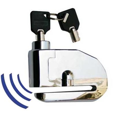 Έξυπνος συναγερμός λουκέτο δισκόπλακας για μηχανές