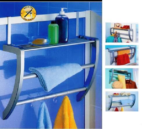 Κρεμάστρα Πετσετών & Ραφιέρα μπάνιου RUCO V-950