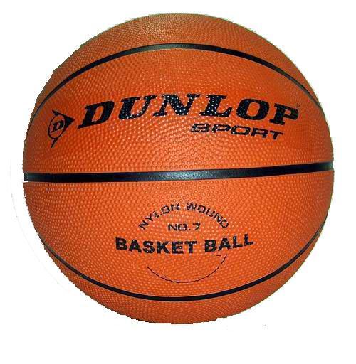 Μπάλα μπάσκετ (Basketball) DUNLOP Nο 7 - Είδη μπάσκετ - Basketball ... 5d2ac3d0b47