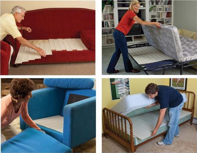 Σετ Σανιδες ανασηκώσης και επιδιόρθωσης επίπλων Furniture fix Factory