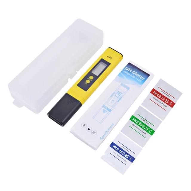 Συσκευή μέτρησης PH για νερό πεχάμετρο PH-009