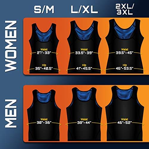 Μπλούζα Εφίδρωσης και Αδυνατίσματος Sweat Shaper Advanced Sweatwear