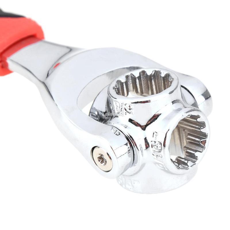 Πολύκλειδο Γερμανοπολύγωνα Spline 48 in 1 Tiger Wrench