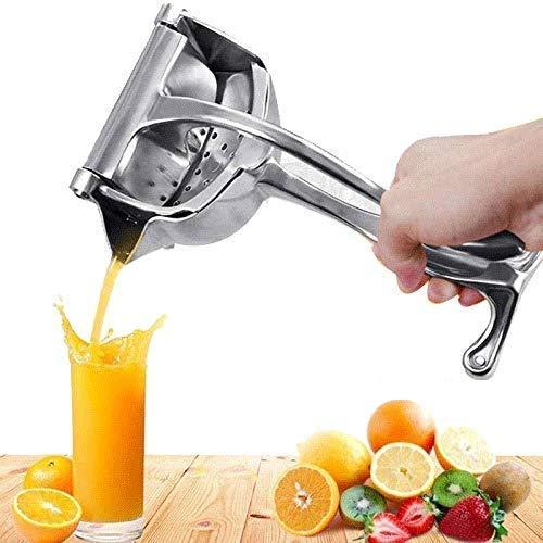 Ανοξείδωτος Επαγγελματικός Αποχυμωτής Χειρός - Πρέσα Φρούτων Fruit Press Machine