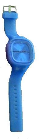 Ρολόι σιλικόνης ηλεκτρονικό Μπλέ SS.COM