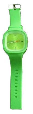 Ρολόι σιλικόνης ηλεκτρονικό πράσινο SS.COM